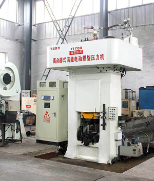 EF, EM series clutch type high energy electric screw press